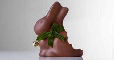 I tuoi denti amano il cioccolato, anche a Pasqua.